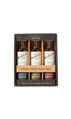 Extra Virgin Olive Oil Trio Box