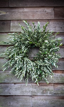 Peace Wreath (PICK UP ON OR AFTER 11/28)