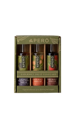 Vinegar Trio Box - Summer Fruit
