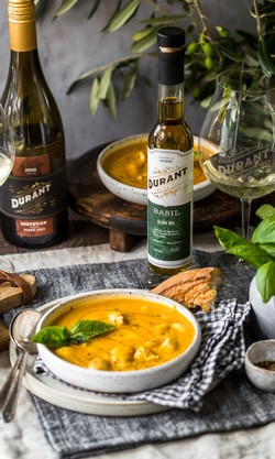 Chicken & Sweet Potato Curry Soup Box